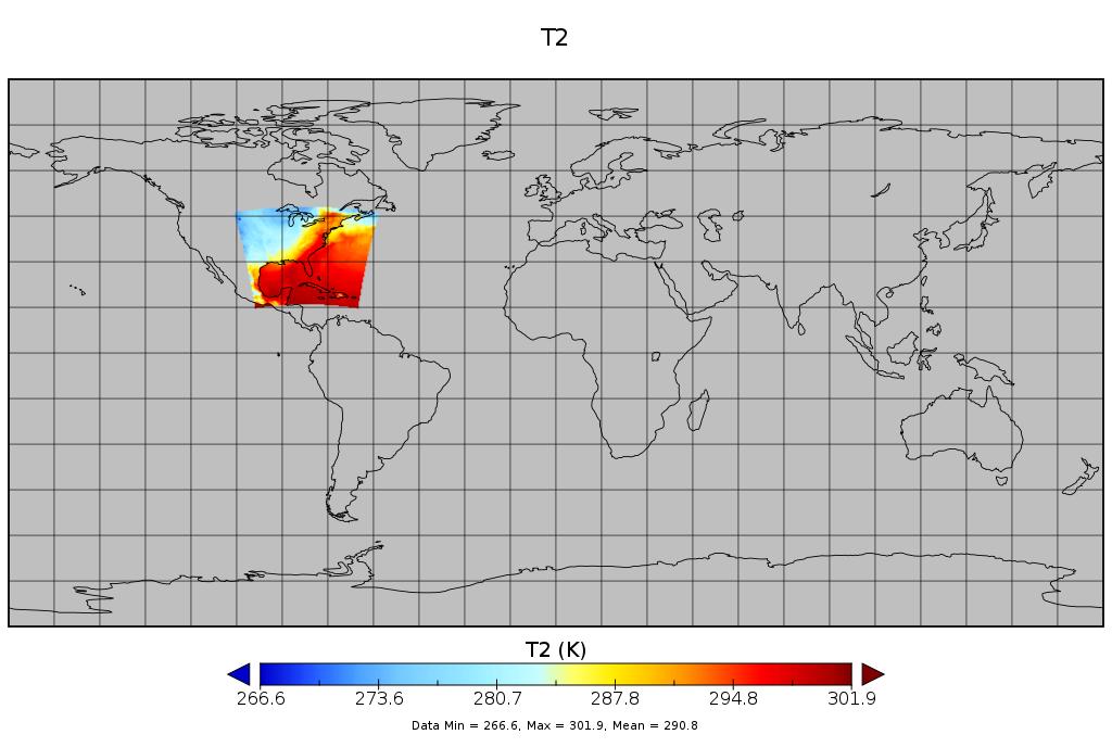 Generating site-specific meteorological data using mesoscale